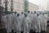 Radiografen-Team: auf Forschungsbesuch in Fukushima. Bild: lanl.gov