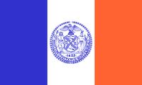 Flagge von New York