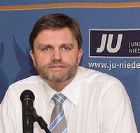 Niedersächsischer Innenminister Uwe Schünemann / Bild: Torsten Bätge, de.wikipedia.org