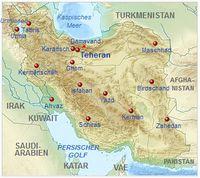Iran = Land der Arier