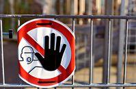 Lockdown (Symbolbild)