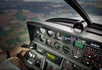 Im Cockpit: Hacker haben oftmals leichtes Spiel.