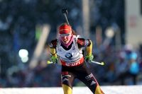 Biathlon: IBU World Cup Biathlon - Khanty-Mansiysk (RUS) - 13.03.2013 - 17.03.2013 Bild: DSV