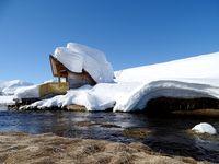 Heiße Quellen Thermalwasser