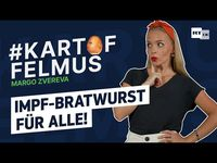"Bild: SS Video: "" Spahn impft Kinder - verlorene Baerbock - Kartoffelmus (Folge 22) "" (https://youtu.be/Z7nP2R9rl_M) / Eigenes Werk"