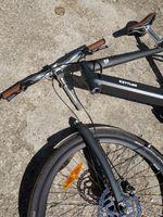 """Gabelbruch bei einem E-Bike von Kettler. /  Bild: """"obs/ADAC/Franz Wallner/VKI"""""""