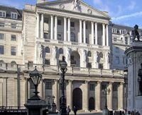 Gebäude der Bank of England