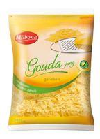 """Der niederländische Hersteller Delicateur informiert über einen Warenrückruf des Produktes """"Milbona Gouda jung gerieben, mindestens 7 Wochen gereift, 250g"""" / Bild: """"obs/Lidl"""""""