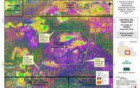 Satellitenfotos zeigen neue Zerstörung durch Bulldozer in dem Waldgebiet, das von unkontaktierten Ayoreo bewohnt wird.  Bild: © GAT