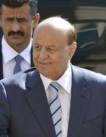 Abed Rabbo Mansur Hadi (2013)