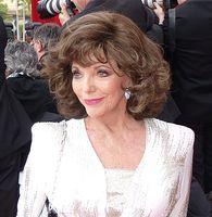 Joan Collins beim Monte-Carlo Television Festival (2012)