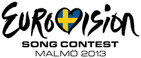 Logo des Eurovision Song Contest 2013 in Malmö