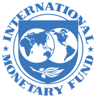 Logo Internationale Währungsfonds (IWF; englisch International Monetary Fund)