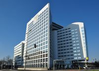 Einheit für justizielle Zusammenarbeit der Europäischen Union (Eurojust) in Den Haag
