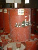 Ein sowjetischer Chemiewaffenkanister aus albanischen Beständen, 2006