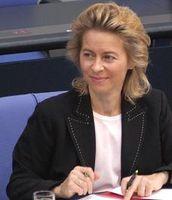 Ursula von der Leyen Bild: Armin Linnartz