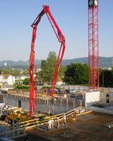 Bauindustrie im Hochbau (Symbolbild)