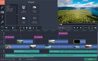 Bild: Screenshot Movavi Video Editor