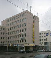 Westfälische Rundschau: Das Rundschau-Haus in Dortmund