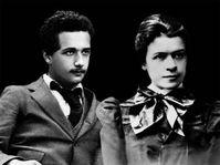 Albert Einstein und senie erste Frau Mileva Bild: schwertasblog.wordpress.com