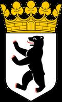 Landeswappen Berlin (Berliner Senat oder auch Senat von Berlin)