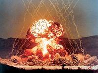GBU-43/B Massive Ordnance Air Blast im Einsatz