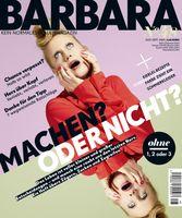 """BARBARA Cover 48 (EVT: 9. Juli 2020) / Bild: """"obs/Gruner+Jahr, BARBARA"""""""