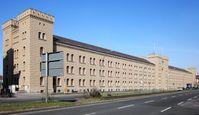 Ehemalige Garde-Dragoner-Kaserne in Kreuzberg