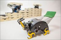 """Termes"": Roboter gemeinsam bei der Arbeit. Bild: wyss.harvard.edu"