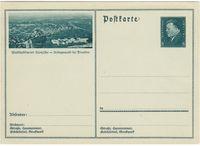 Bildpostkarte von 1931 (Symbolbild)