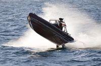 RIB der Königlichen Dänischen Marine
