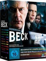 Cover: Kommissar Beck - Die komplette 3. Staffel