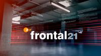 "Logo ""Frontal 21"" /  Bild: ""obs/ZDF/ZDF/Corporate Design"""
