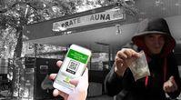 Bild: Pratersauna/VIEiPee: IMAGO / Viennareport; Kokain-Dealer: IMAGO / agefotostock; Grüner Pass: Freepik; Collage: Wochenblick / Eigenes Werk