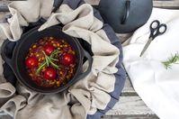 Energiesparend, gesund und lecker kochen mit dem Ecostoof.  Bild: Ecostoof BV Fotograf: Iris van de Graaf