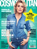 "COVER_COSMOPOLITAN_#04/19 / Bild: ""obs/Bauer Media Group, Cosmopolitan"""