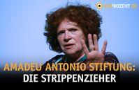 Die Amadeu Antonio Stiftung (AAS) wird geführt von der Anetta Kahane.
