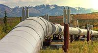 Ölpipeline (Symbolbild)