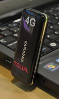 Samsung LTE modem. Bild: Prolineserver 2010, Wikipedia/Wikimedia Commons (cc-by-sa-3.0)
