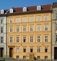 Angela Merkels Wohnhaus in Am Kupfergraben 6, 10117 Berlin (Symbolbild)