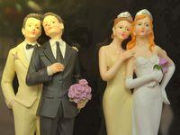 Schwule und Lesben sollen Heiraten können?