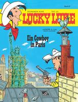 "Cover des Lucky Luke Bandes 97 ""Ein Cowboy in Paris"" Bild: ""obs/Egmont Ehapa Media GmbH/Egmont Ehapa Media Lucky Comics"""