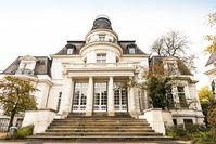 Das Budge-Palais - heute Hochschule für Musik und Theater Hamburg Bild: Hamburgische Wissenschaftliche Stiftung Fotograf: Lennart Selle