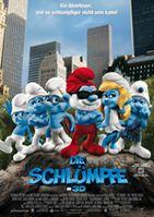 """In der Familien-Komödie DIE SCHLÜMPFE, einem Mix aus Live-Action und Animation, unternehmen die Schlümpfe ihre erste Reise auf die große Leinwand in 3D! Als der böse Zauberer Gargamel (HANK AZARIA) die winzigen blauen Schlümpfe aus ihrem Dorf verjagt, purzeln sie durch ein magisches Tor versehentlich hinein in unsere Welt - und landen ausgerechnet mitten im Central Park von New York. Selbst nur so groß wie drei Äpfel, stecken sie nun im """"Big Apple"""" fest. Gestrandet in der fremden Großstadt, suchen die Schlümpfe nach einem Weg, um wieder in ihr Dorf zurückzukommen, ehe Gargamel sie ausfindig macht …"""