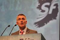 Declan Kearney Bild: Sinn Féin, on Flickr CC BY-SA 2.0