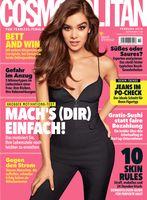 "COSMOPOLITAN Cover 2/2018. Bild: ""obs/Bauer Media Group, Cosmopolitan/COSMOPOLITAN"""
