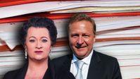 Birgit Bessin und Dr. Rainer van Raemdonck (2018)