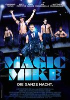 """Magic Mike"" Kinoposter"