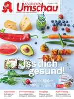 """Titelbild Apotheken Umschau B August 2018. Bild: """"obs/Wort & Bild Verlag - Apotheken Umschau"""""""