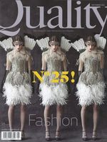 """Cover """"Quality"""" Magazin"""